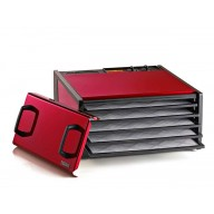 5-Tray Radiant Cherry Excalibur w/Timer