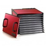 9-Tray Radiant Cherry Excalibur w/Timer