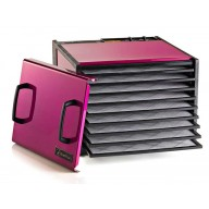 9-Tray Radiant Raspberry Excalibur w/Timer