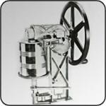 All American Model #1502 Senior Flywheel Can Sealer