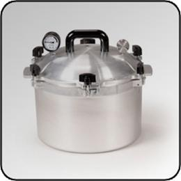 All American Model #915 15.5 Qt. Canner/Cooker