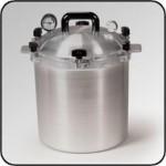 All American Model #925 25 Qt. Pressure Cooker/Canner
