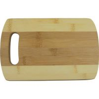 BamBoo Studio™ Bamboo Two-Tone Cutting Board
