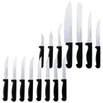 Chef's Secret® 15pc Surgical Stainless Steel Knife Set is a Great Premium