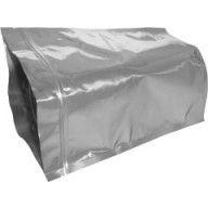 Mylar Food Bags 8 X 10 - reclosable 2.2 mil