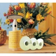 Pineapple Slicer with 3 different sizes