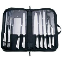 Slitzer™ 10pc Professional Surgical Stainless Steel Cutlery Set