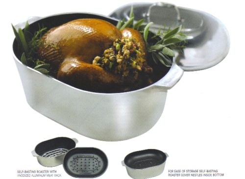 Self-Basting Covered Roaster item 1135