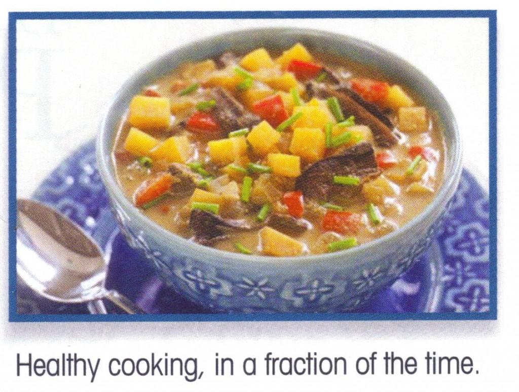 Stainless Steel Pressure Cooker Healthy