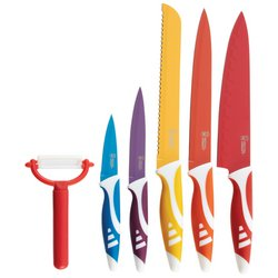 Royal Crest™ 6pc Non-Stick Coated Cutlery Set