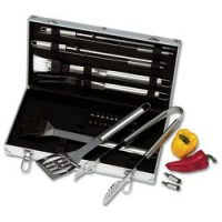 Chefmaster™ 22pc Stainless Steel Barbeque Tool Set