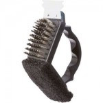 Chefmaster™ Dual Grill Cleaning Brush/Scrubber