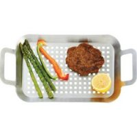 Chefmaster™ Stainless Steel BBQ Grill Tray