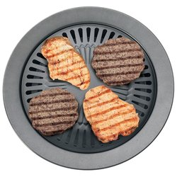 Chefmaster™ Smokeless Indoor Stovetop Barbeque Grill
