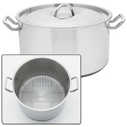 "Precise Heat™ 42qt ""Waterless"" Stockpot"