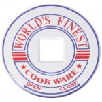 Top Knob Cookware Disk