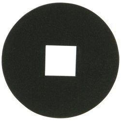 Black Blank Cookware Disk